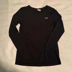 Women's Armor Heat Gear Shirt.  Size XS.  EUC.